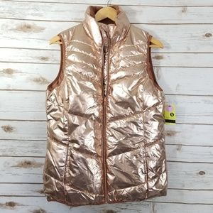 Xersion | Rose Gold Packable Vest
